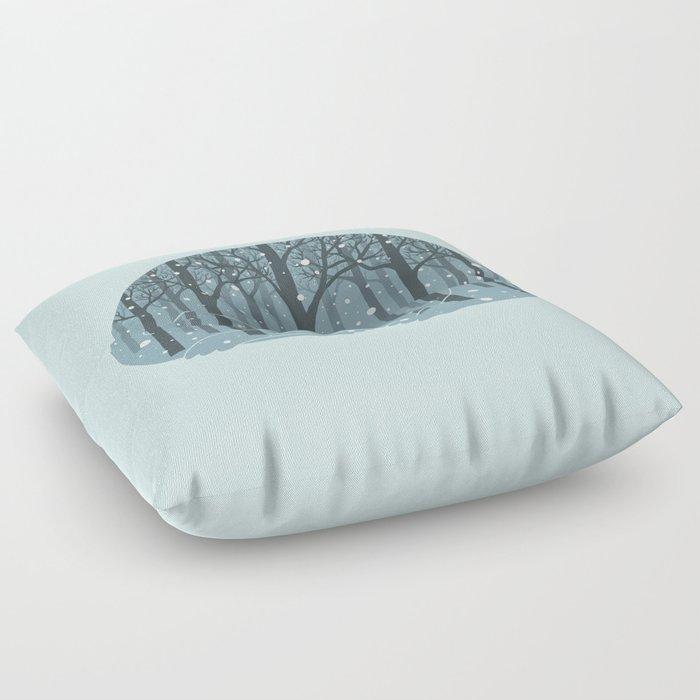 Hibearnation Floor Pillow