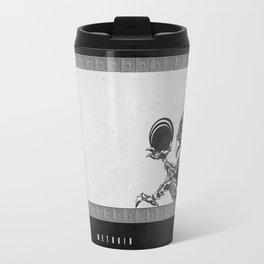 Metroid - The Chozo Geek Line Artly Travel Mug