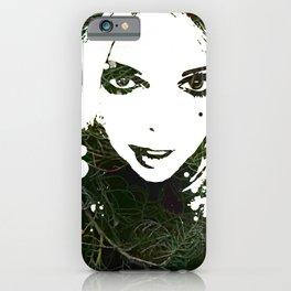 Godard's Girl iPhone Case