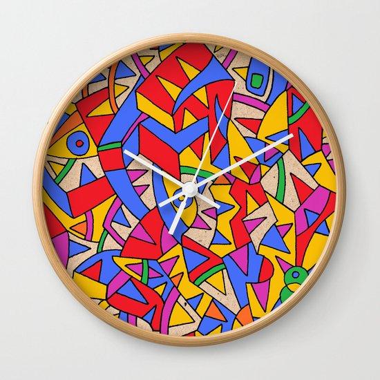 - eighties - Wall Clock
