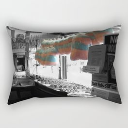 Coney Island Candy Store Cotton Candy photography Rectangular Pillow