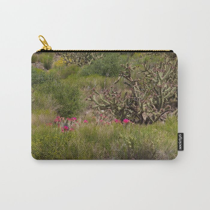 Painted Desert - VI Carry-All Pouch