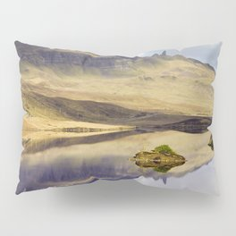 Reflection of Storr Pillow Sham