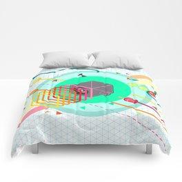 Tasty Visuals - Speaker Blast Comforters