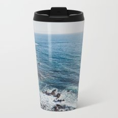Palos Verdes II Metal Travel Mug