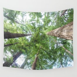 In the Land of Giants Wall Tapestry