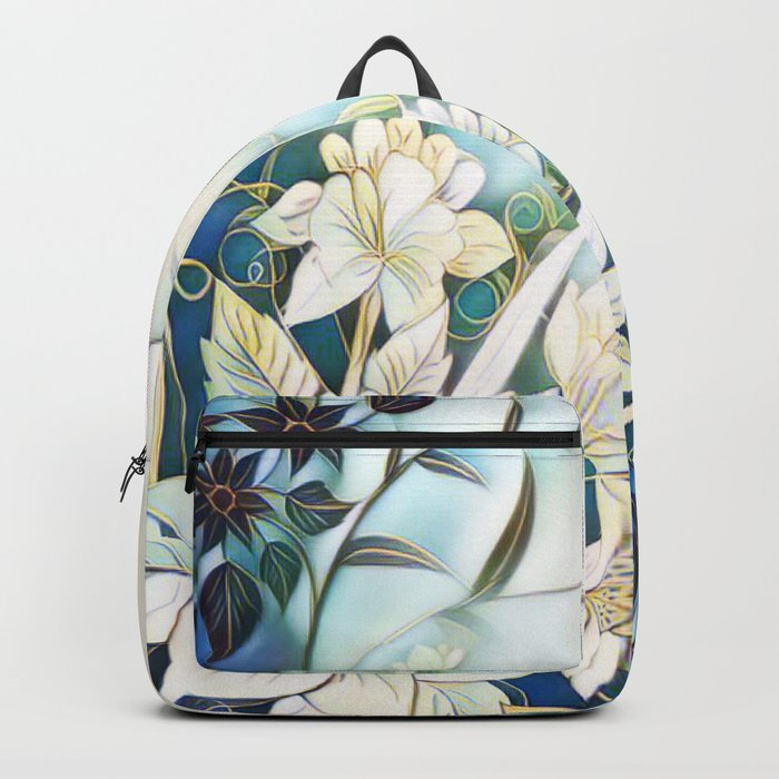 Floral Beauty Backpack