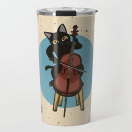 Violoncello Travel Mug