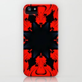 Kaleid 2468 iPhone Case