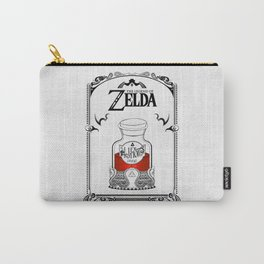 Zelda legend - Red potion  Carry-All Pouch