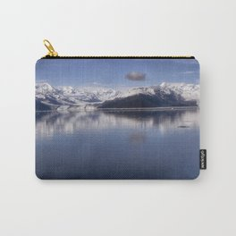 Collage Fjord Carry-All Pouch