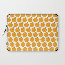 Syracuse, New York Orange Laptop Sleeve