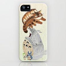 tonari no totoro Slim Case iPhone (5, 5s)