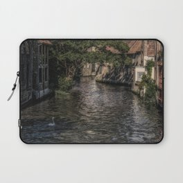 Wet Backdoor Laptop Sleeve