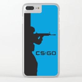 CS GO Clear iPhone Case