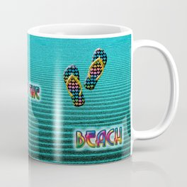 take me to the beach Coffee Mug