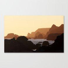 Oregon Coast. Canvas Print