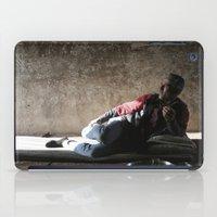 palestine iPad Cases featuring Al-Maleh Palestine  by Sanchez Grande