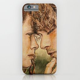 Soul of my soul (Outlander) iPhone Case
