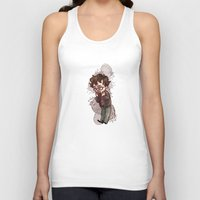 will graham Tank Tops featuring will graham by krakenface