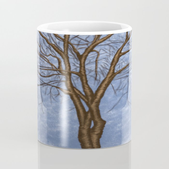 The Twisted Tree Coffee Mug