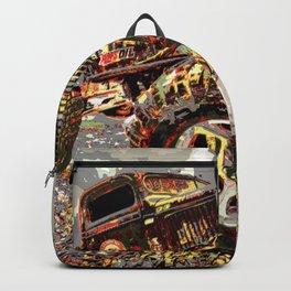 mud truck Backpack