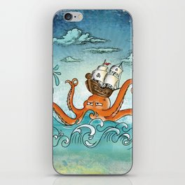 pirates of the caribbean iPhone Skin