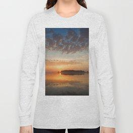 A Gentle Kiss Long Sleeve T-shirt