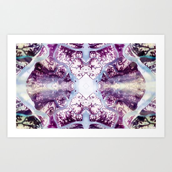 Absolution- Return To The Source Art Print