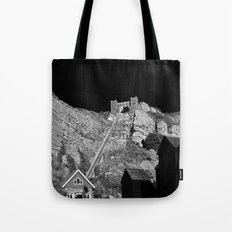 East Hill Cliff Railway Tote Bag