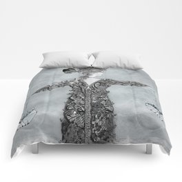 Cold night Comforters