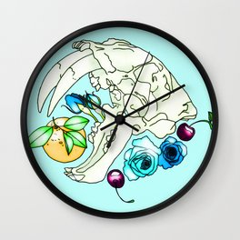 untitled 7 Wall Clock