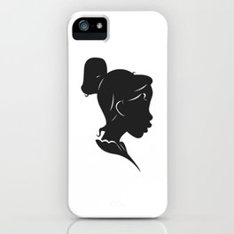 National Missing Children Day Baby Girl iPhone Case
