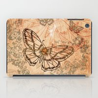butterflies iPad Cases featuring Butterflies by nicky2342