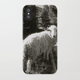 Baaahhh iPhone Case
