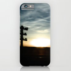 Sunset on the Road iPhone 6s Slim Case