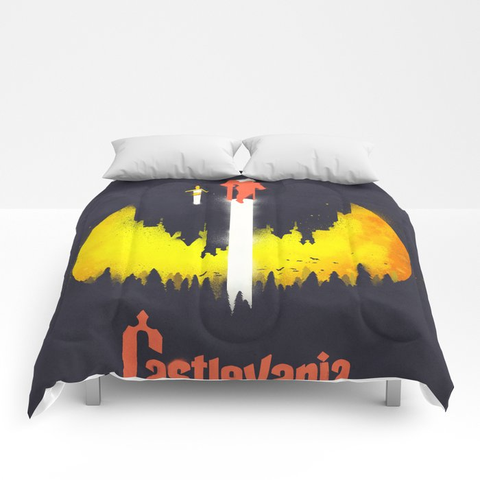 Castlevania: Symphony of the Night Comforters