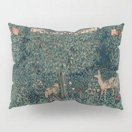 William Morris Greenery Tapestry Pillow Sham