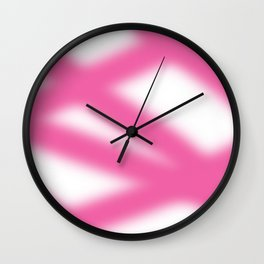 STRAWBERRY LINES Wall Clock