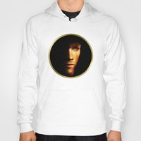 sam winchester Hoodies featuring Sam Winchester / Supernatural - Painting Style by ElvisTR