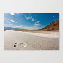 122 Degrees Canvas Print