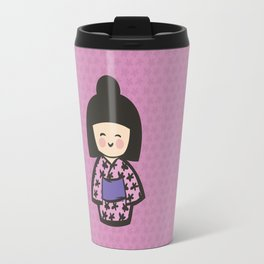 Geisha Dress Code (pink) Travel Mug