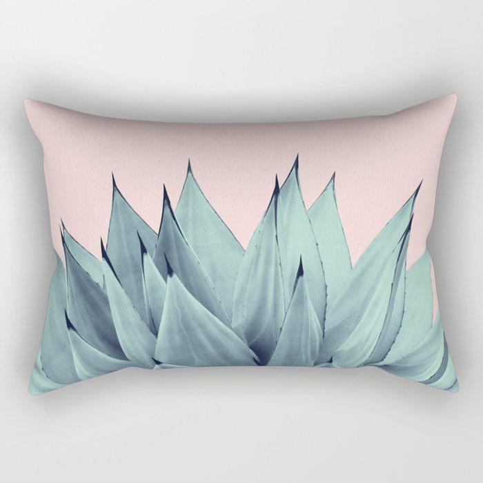 Agave Vibes #12 #tropical #decor #art #society6 Rectangular Pillow