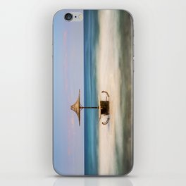 Seaside Bar iPhone Skin