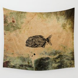 Piranha Wall Tapestry