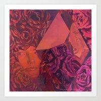 Carson Art Print