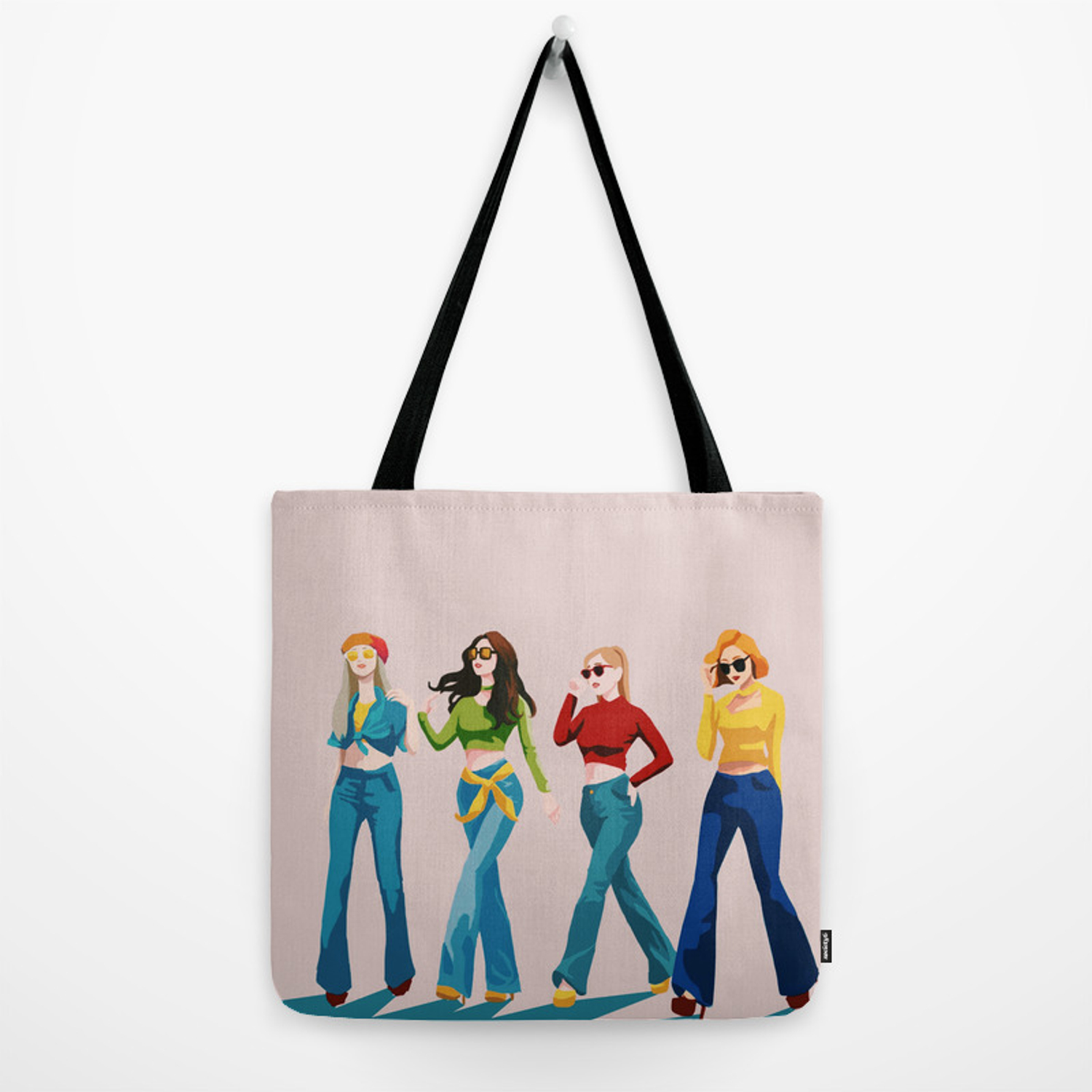 Mamamoo You Re The Best Tote Bag