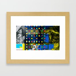 Romano I Framed Art Print