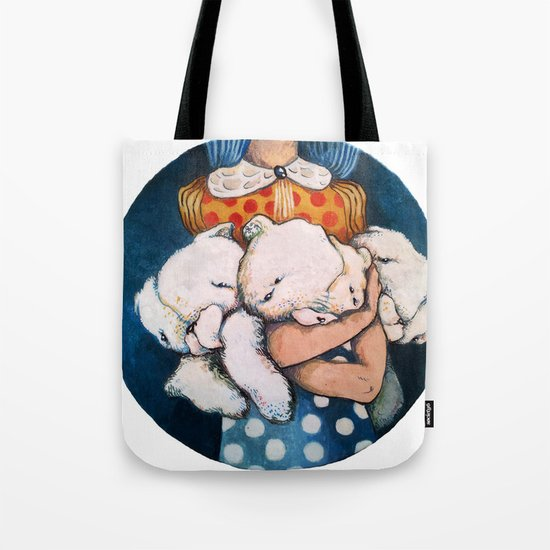 Goodnight story Tote Bag