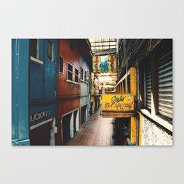Tijuana Te Quiero Canvas Print